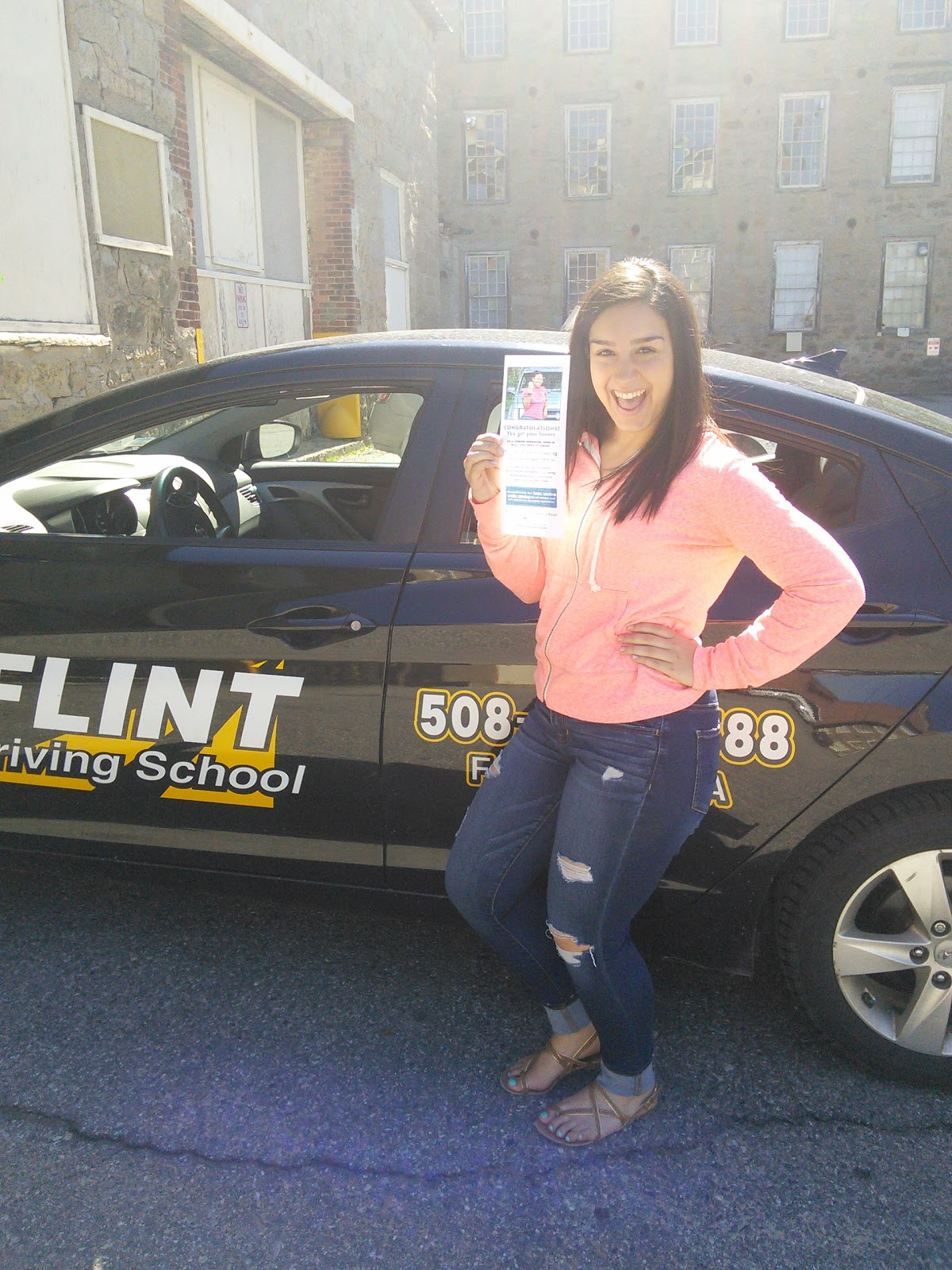 Flint Driving School, 6 Globe Street, Fall River, Reviews and